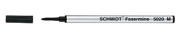 Metallschaft mit Speichersystem, Mundstück aus Kunststoff Farbfeldbild: schwarz, blau