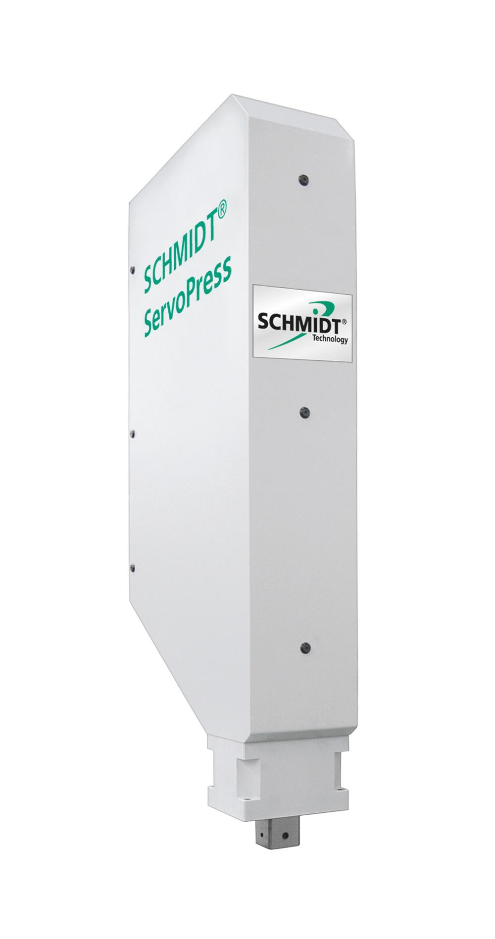 ServoPress 415 Modul mit Spindelantrieb