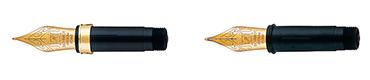 Füllhalter-Einsatz FH 231 und 241 mit Feder-Flügelbreite 7,0 mm
