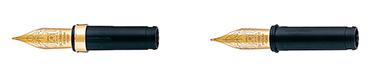 Füllhalter-Einsatz FH 3 und 4 mit Feder-Flügelbreite 6,1 mm