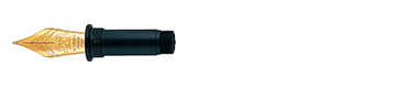 Füllhalter-Einsatz FH 341 mit Feder-Flügelbreite 7,7 mm