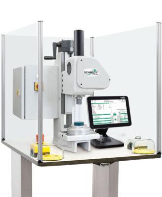 ElectricPress 343, PressControl 700, 2-Handauslösung auf PU20
