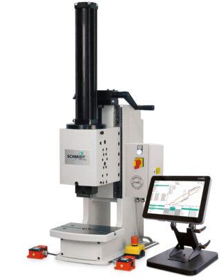 HydroPneumaticPress 362 mit PressControl 700