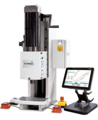 HydroPneumaticPress 368 mit PressControl 700